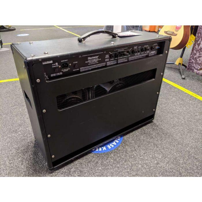 Back of Pre-Loved Blackstar HT Stage 60 Valve Combo Guitar Amplifier