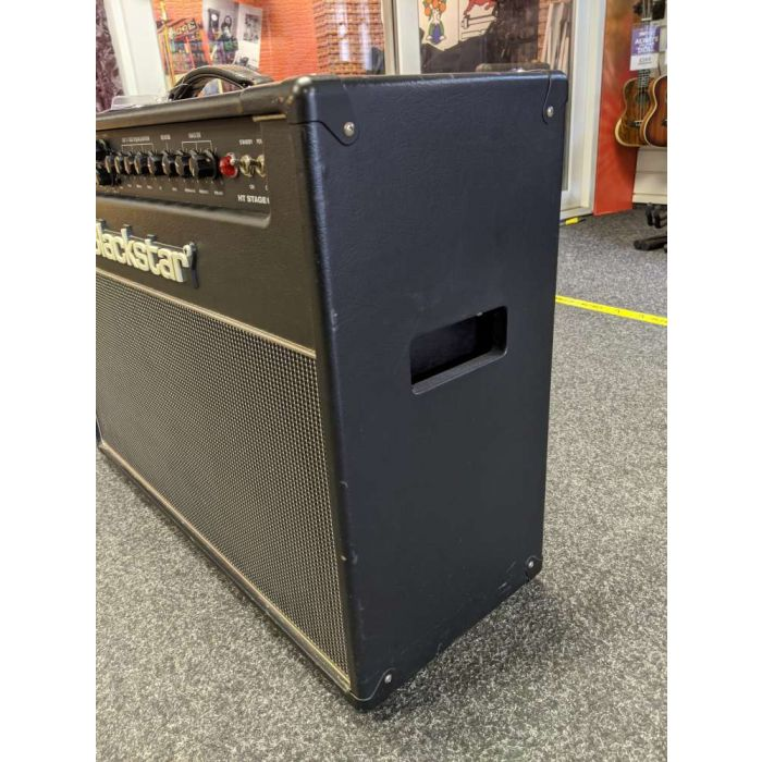 Side View of Pre-Loved Blackstar HT Stage 60 Combo Amp