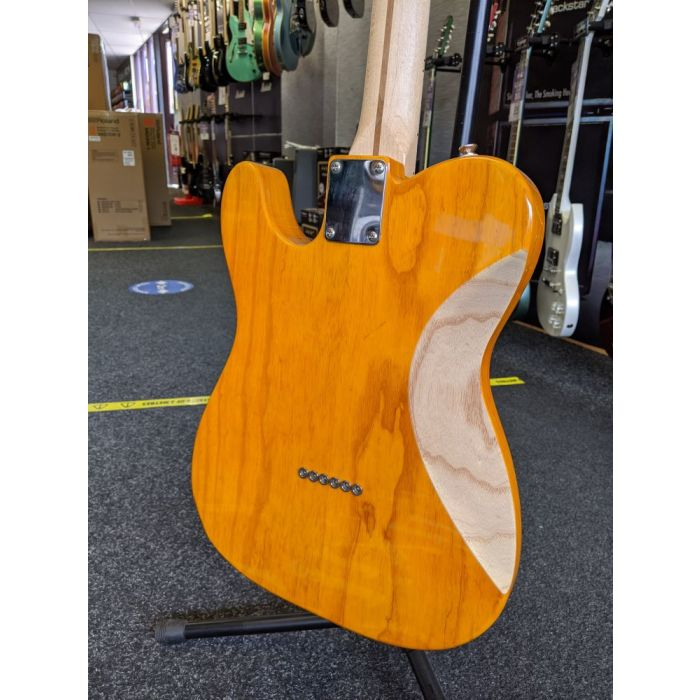 Back of Pre-Loved Fret King Country Squire Yardbird Electric Guitar