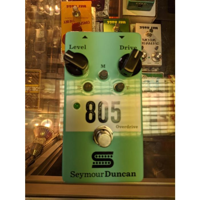 Pre-Loved Seymour Duncan 805 Overdrive Pedal