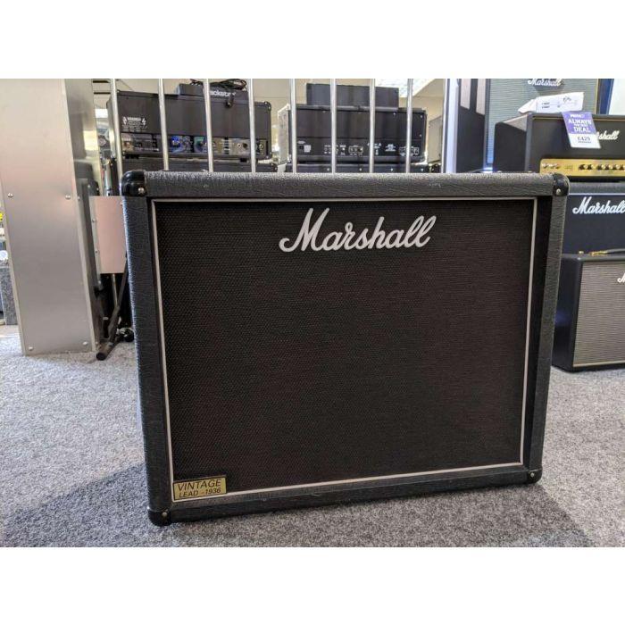 Pre-loved Marshall 1936V 2x12 Guitar Speaker Cabinet