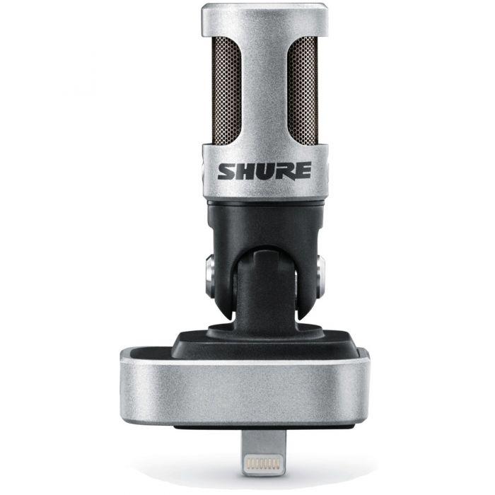 Shure MV88 iOS Microphone Side View