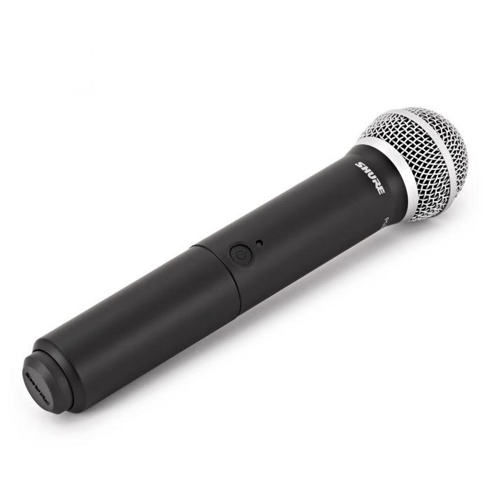 Shure PG58 Angled View