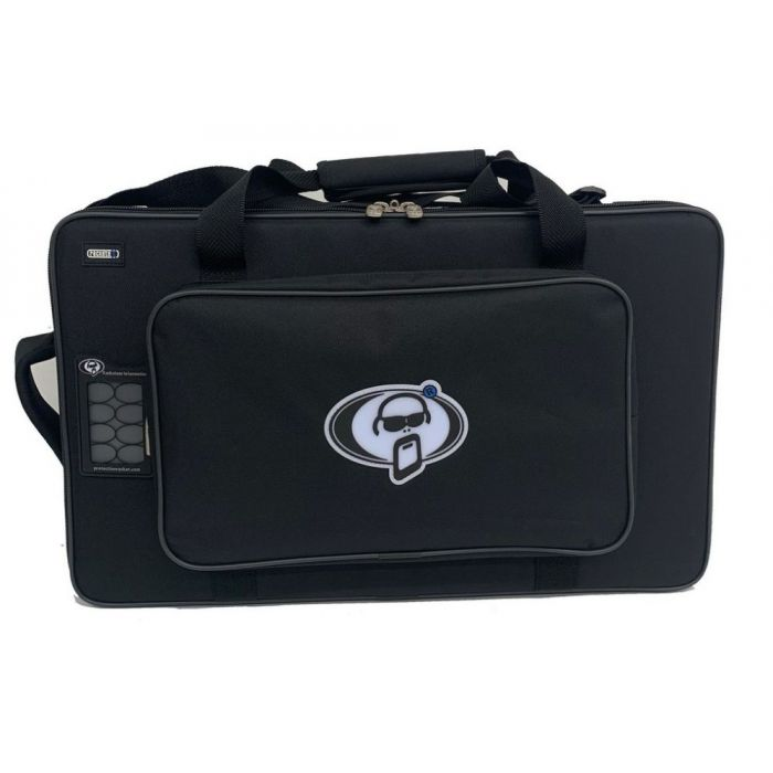 Front view of a Protection Racket PROLINE HX Stomp Softcase