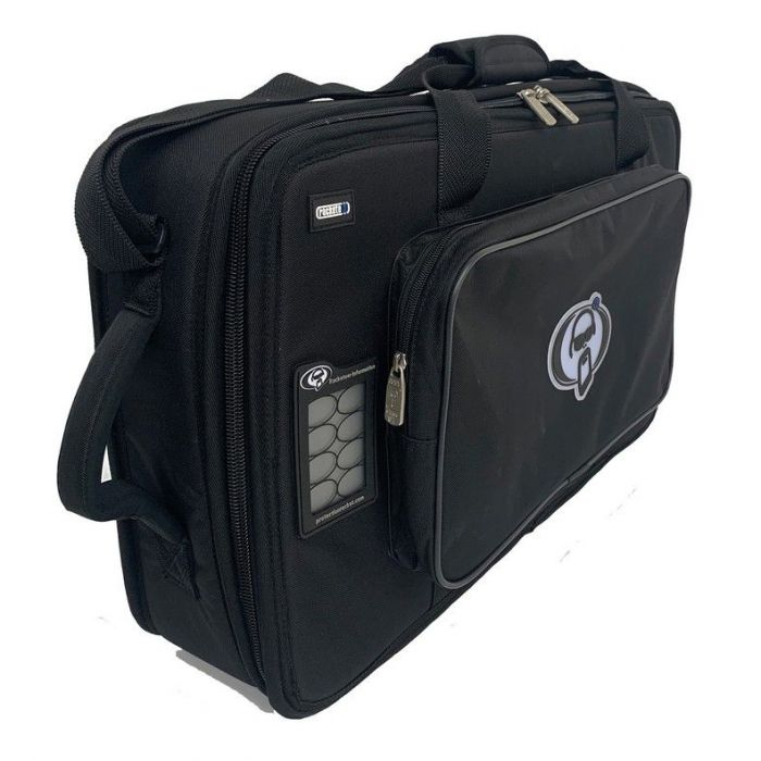 Front angled view of a Protection Racket PROLINE HX Stomp Softcase