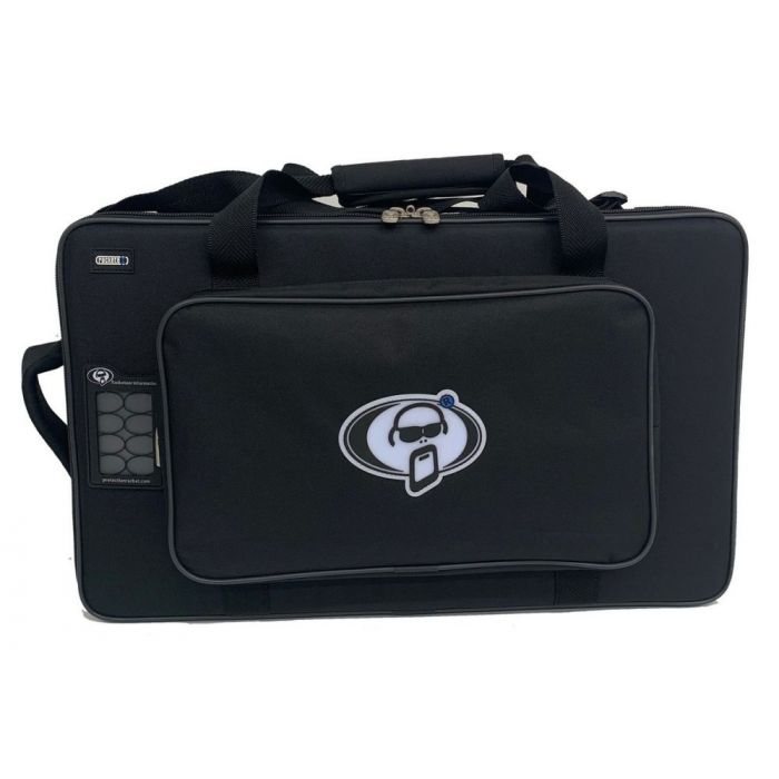 Full frontal view of a Protection Racket PROLINE HX LT Softcase