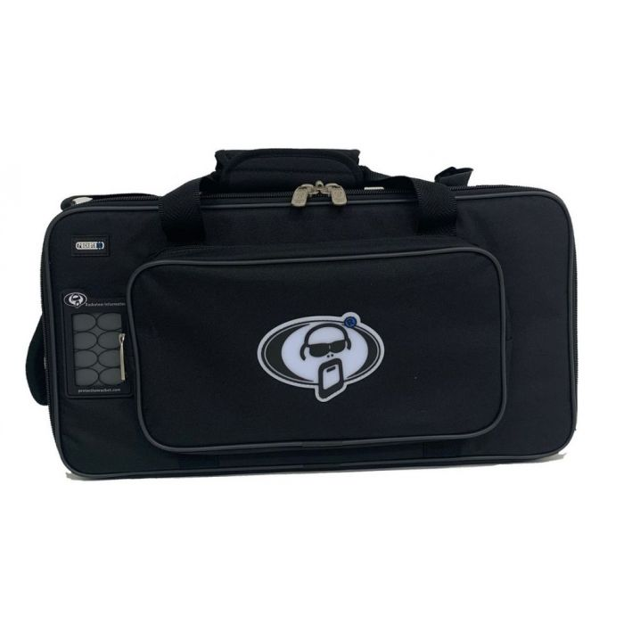 Front view of a Protection Racket AAA HX Stomp Rigid Case