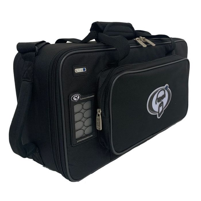 Front angled view of a Protection Racket AAA HX Stomp Rigid Case