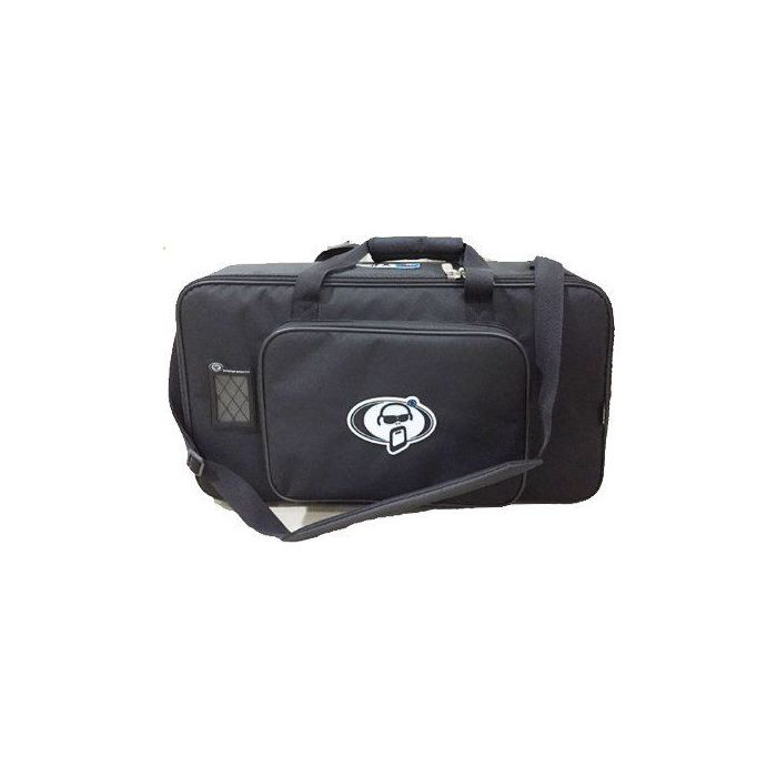 Full front view of a Protection Racket AAA HX Floor Rigid Case