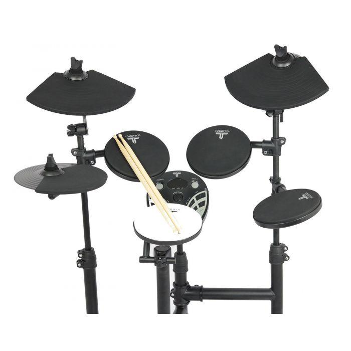 Tourtech TT-12S Electronic Drum Ki