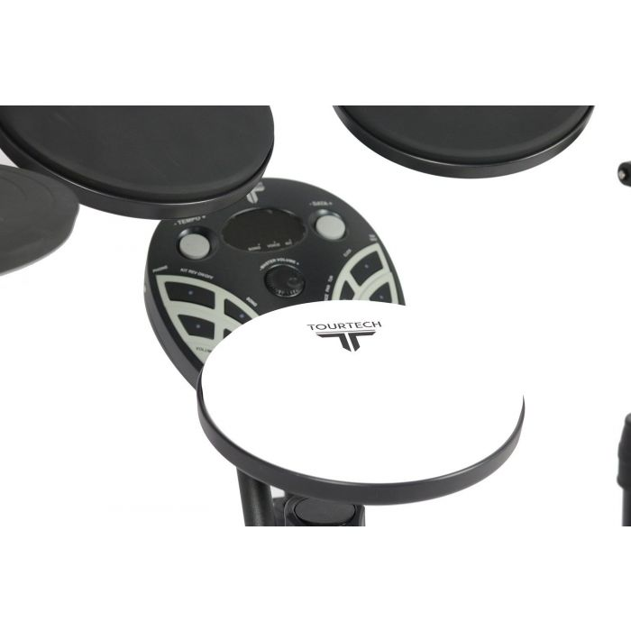 Tourtech TT-12S Electronic Drum Ki Pad