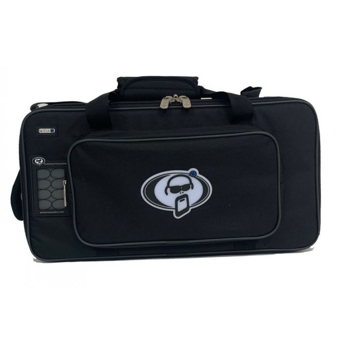 Front view of a Protection Racket PROLINE HX Effects Softcase