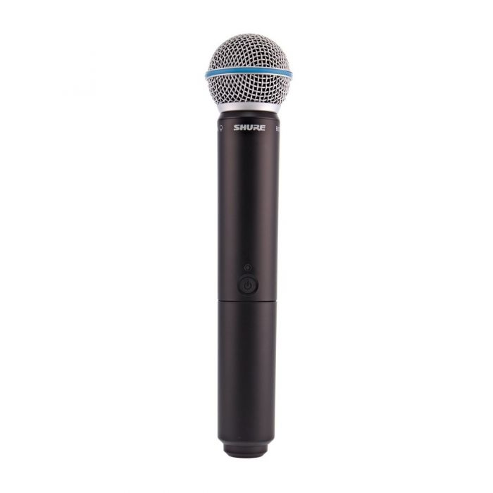 Shure BETA58 Side View