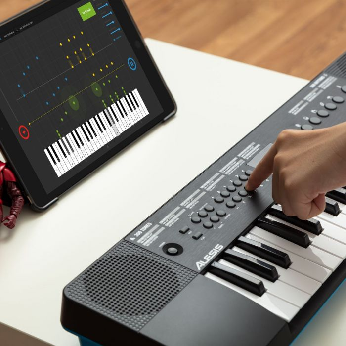 Learning to Play with The Alesis Harmony 32 Portable Keyboard