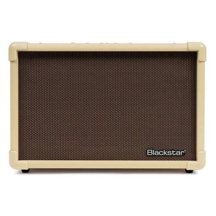 Full frontal view of a Blackstar Acoustic CORE 30 Stereo Digital Acoustic Combo