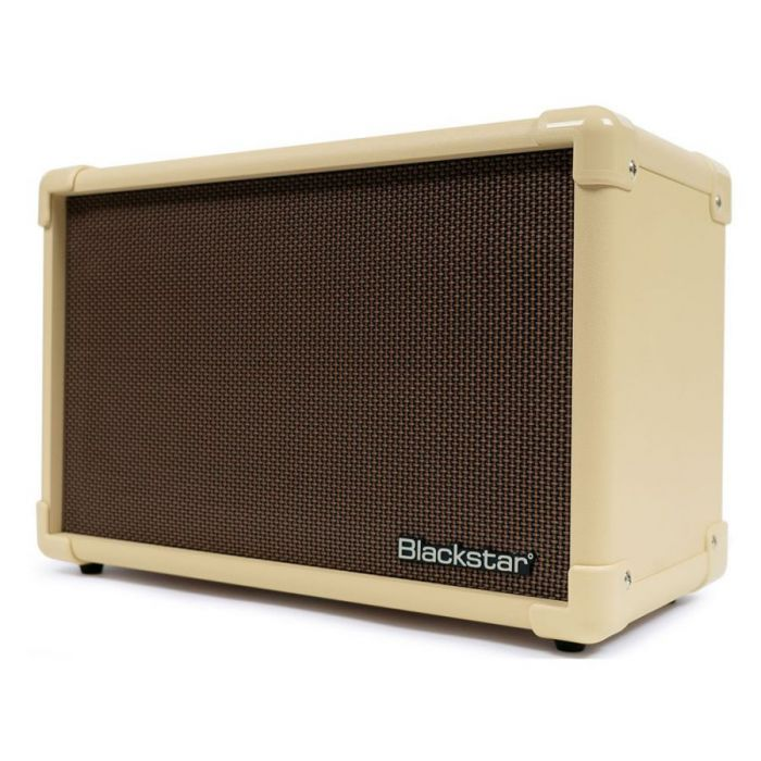 Front right-angled view of a Blackstar Acoustic CORE 30 Stereo Digital Acoustic Combo