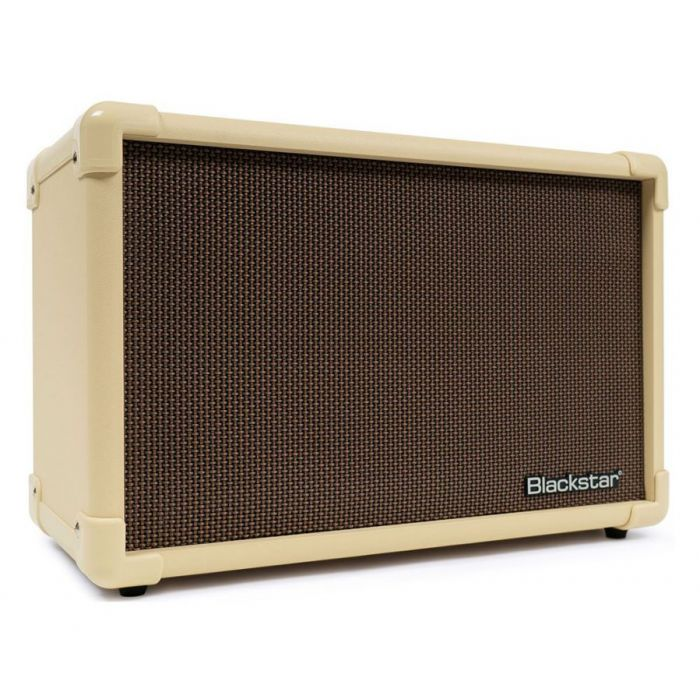 Front left angled view of a Blackstar Acoustic CORE 30 Stereo Digital Acoustic Combo