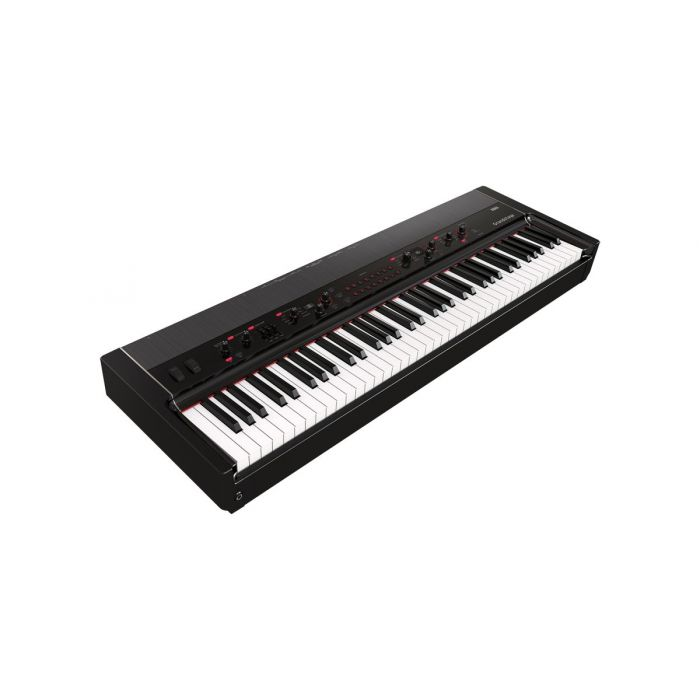 Angled View of Korg Grandstage 73 Stage Piano