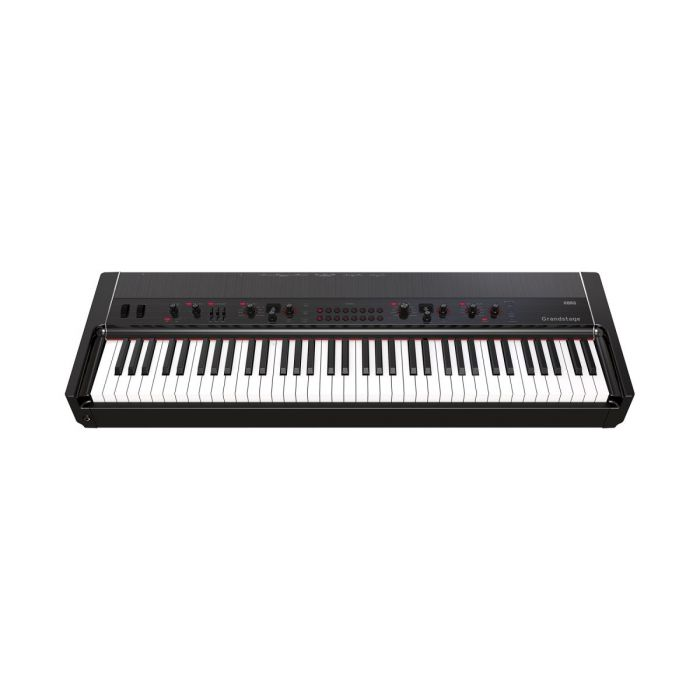 Front View of Korg Grandstage 73 Stage Piano