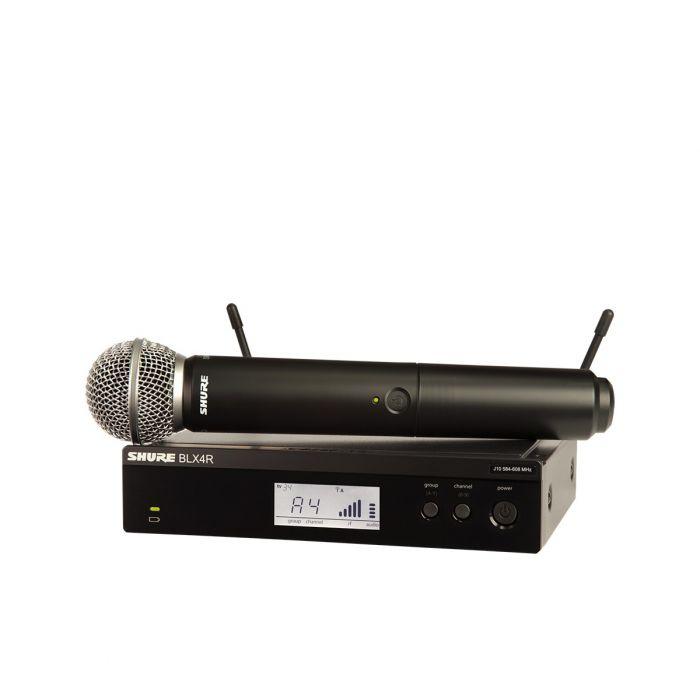 Shure BLX24RUK / SM58 Rackable Wireless Microphone System