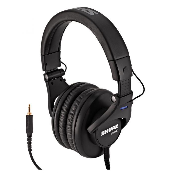 Shure SRH440 Headphones Rear Angle View
