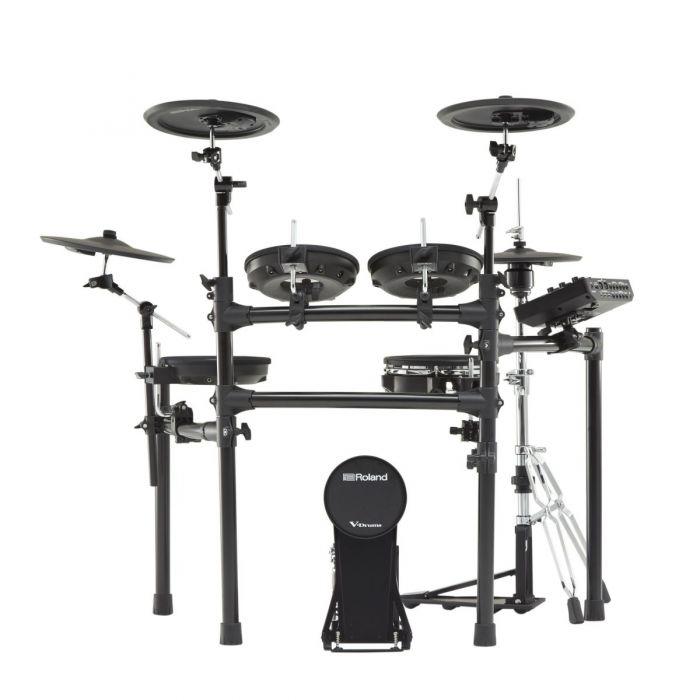 Front of Roland TD-27K V-Drums Electronic Drum Kit