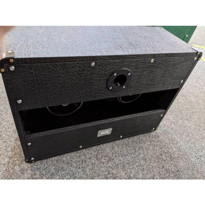 Back of Pre-Loved Marshall JVMC212 Guitar Speaker Cabinet