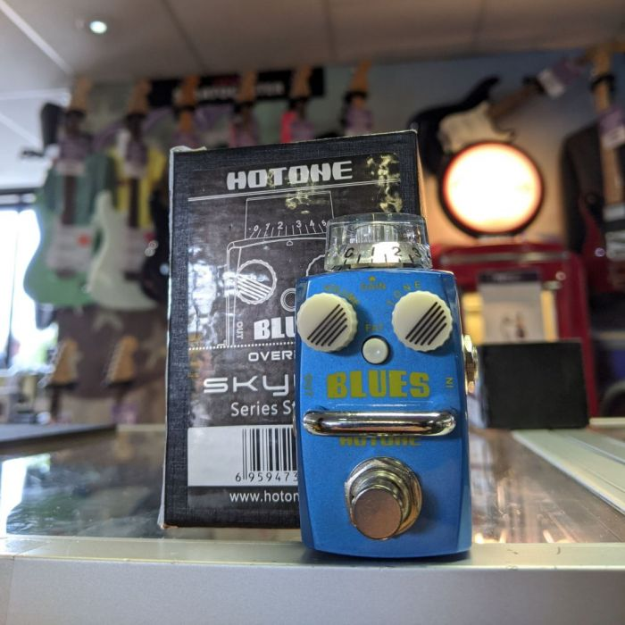 Pre-Loved Hotone Blues Overdrive Pedal