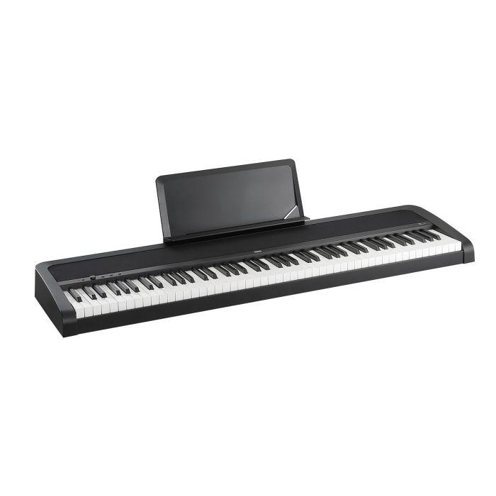 Full view of a B Stock Korg B1 Digital Piano Black