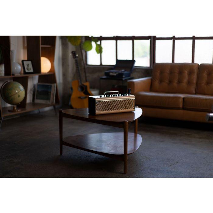 Yamaha THR30IIAWL Acoustic Amp In Living Room