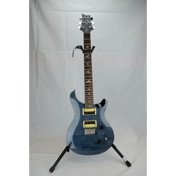 B-Stock PRS SE Custom 24 Electric Guitar Whale Blue