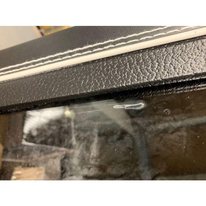 B-Stock Fender Guitar Display Case Glue On Plexiglass