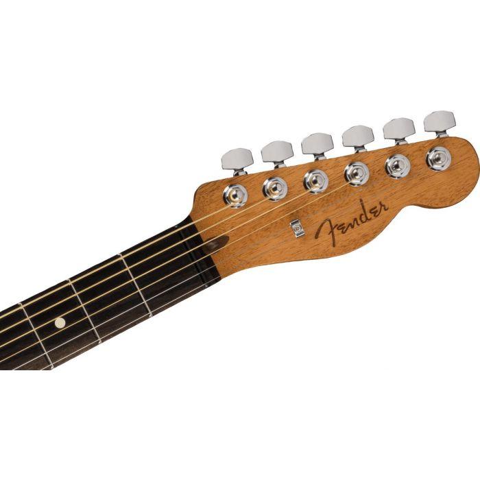 Fender American Acoustasonic Telecaster Headstock