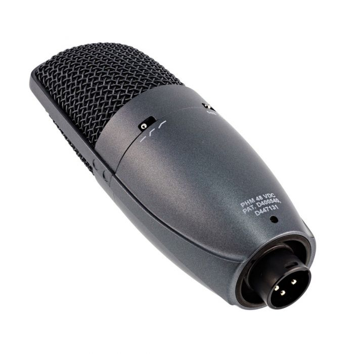Shure BETA 27 Instrument Condenser Microphone Angled Front