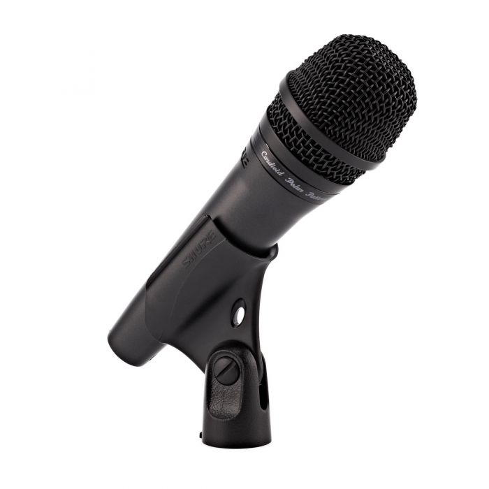 Shure PGA57 Cardioid Dynamic Instrument Microphone In Clip