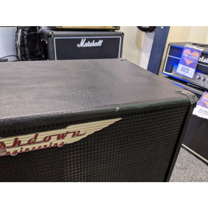 Close View of Pre-Loved Ashdown RM MAG 410T Bass Speaker Cabinet
