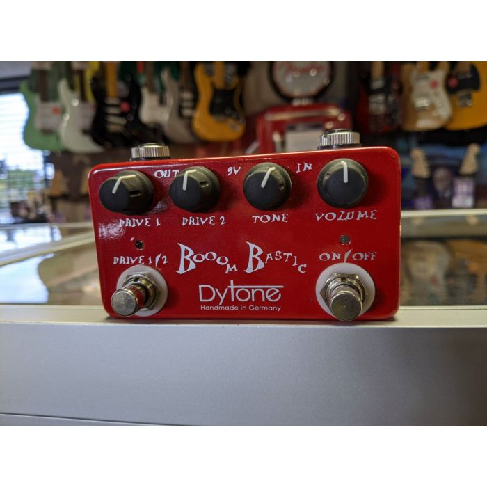 Pre-Loved Dytone Boom Bastic