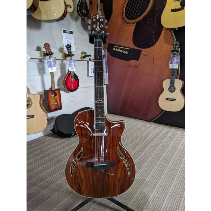 Pre-Loved Crafter SA-ARW Semi-Acoustic Guitar
