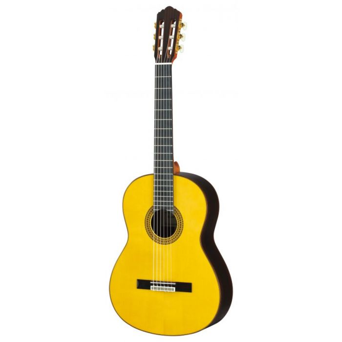 View of the Yamaha GC22S Classical Acoustic Guitar