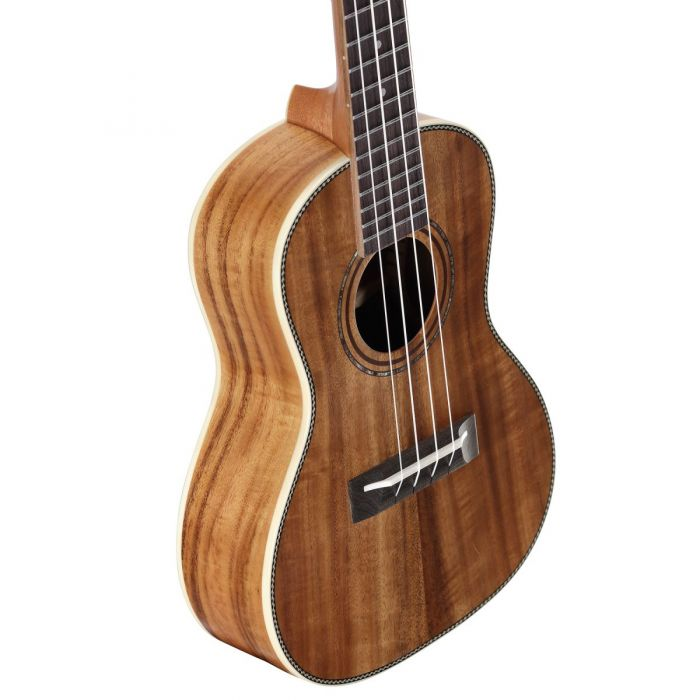 Body Shot of Alvarez AU90C Concert Ukulele Natural Satin