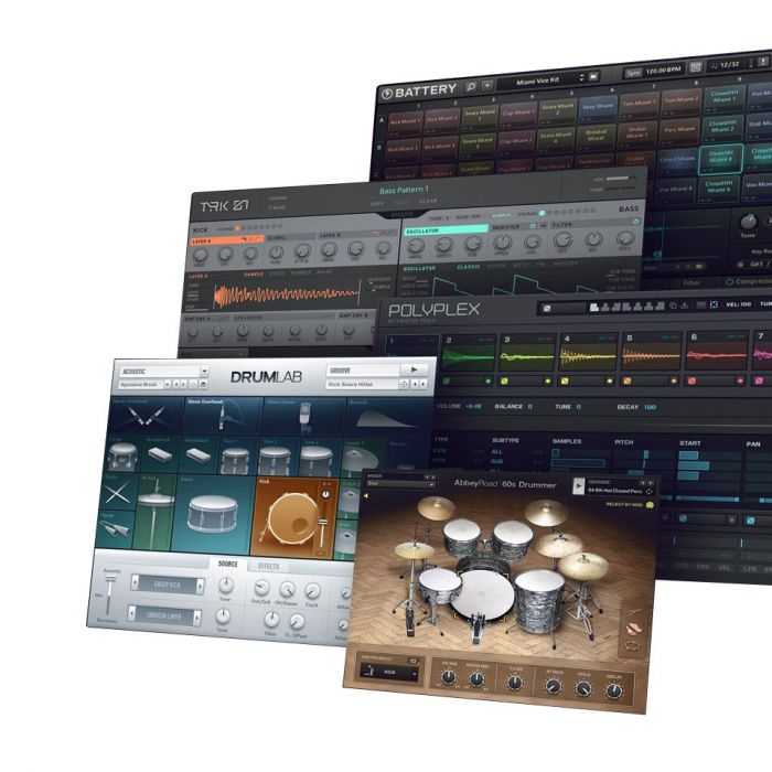 5 Percussion Tools