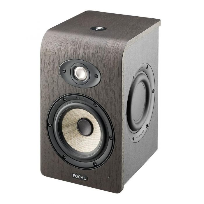 Angled front view of the Focal Shape 50 Monitor