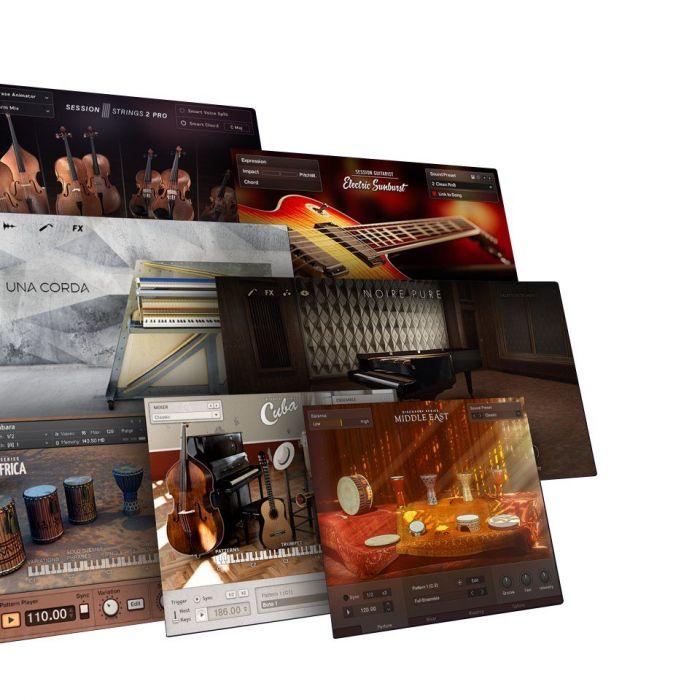30 Sampled Instruments