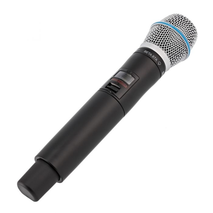 Main view of the Shure Beta 87A Wireless Microphone