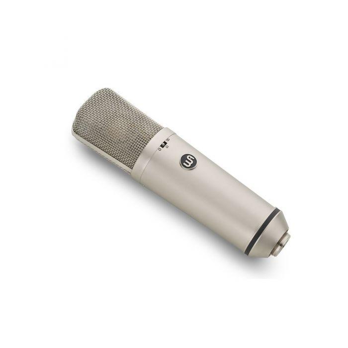 Warm Audio WA87 Studio Microphone Angled View