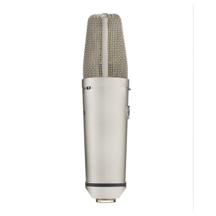 Warm Audio WA87 Studio Microphone Side View