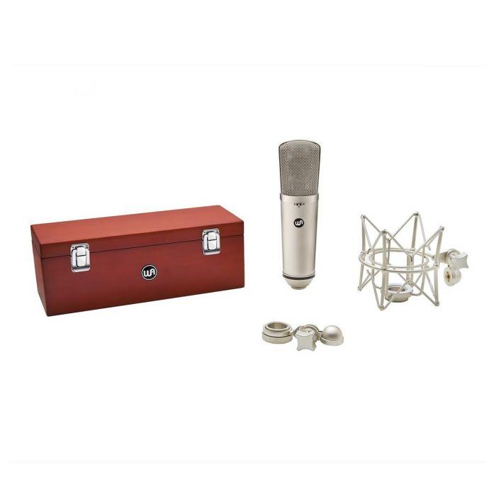 Warm Audio WA87 Studio Microphone with Accessories