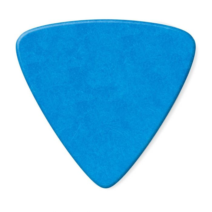Back view of Dunlop Tortex Triangle 1.0mm plectrum