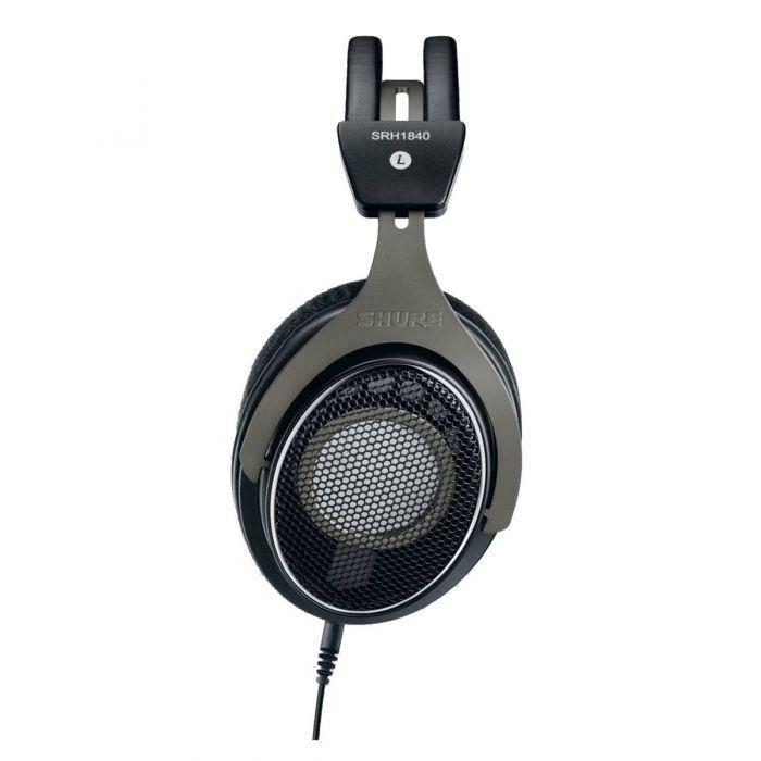 Shure SRH SRH1840-BK Headphones Side View