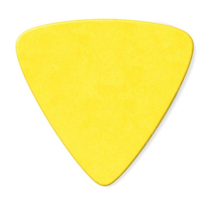 Back view of the Dunlop Tortex Triangle .73mm